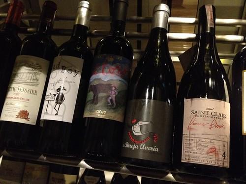ワインはラベルで選んでみた。@LA LOLA(ラロラ)