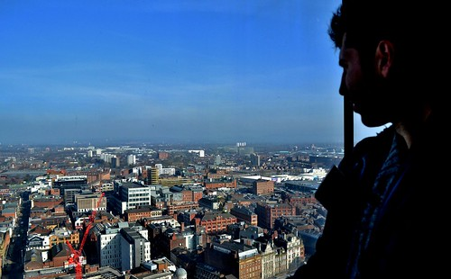 Took Some Amazing Pics @UKFast, City Tower, Manchester by Angela Seager Photo