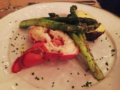 Lobster Steak Kittery Carroll Gardens Brooklyn Grits in the City Restaurant Reviews Food Blog