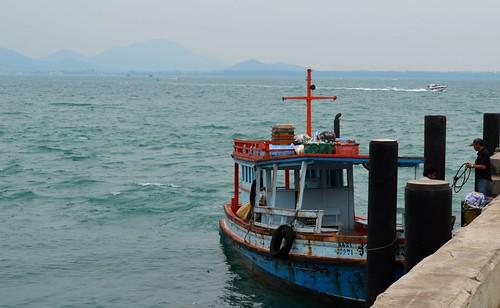 Båt Samet Pier