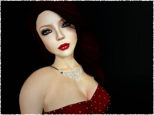 Isabella - Scarlet