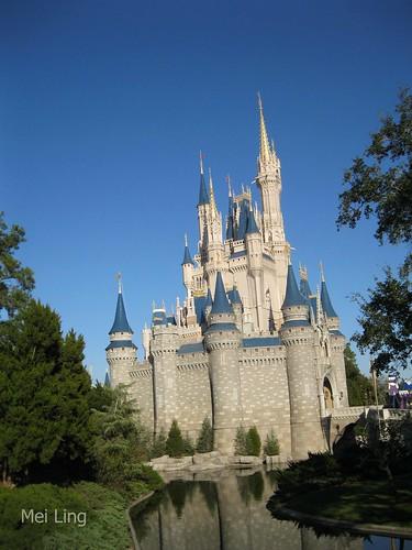 Cindrella's castle