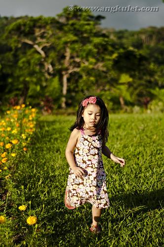 At Stonehouse Gardens, Naga City
