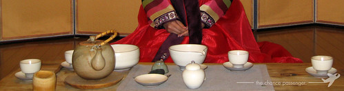 Korean Tea Ceremony