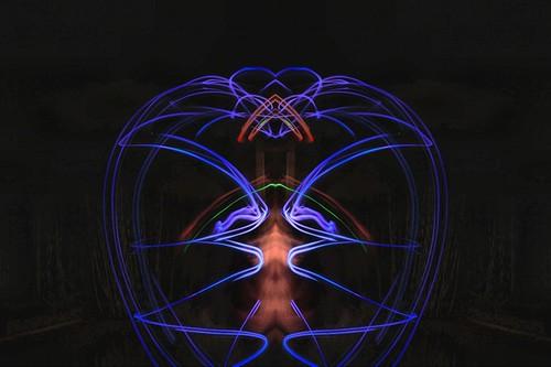 Light Organism #1 by Xiao_JI