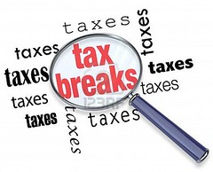 tax breaks property guiding