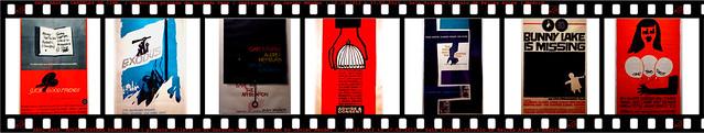 Carteles de Cine   Saul Bass   Movie Posters