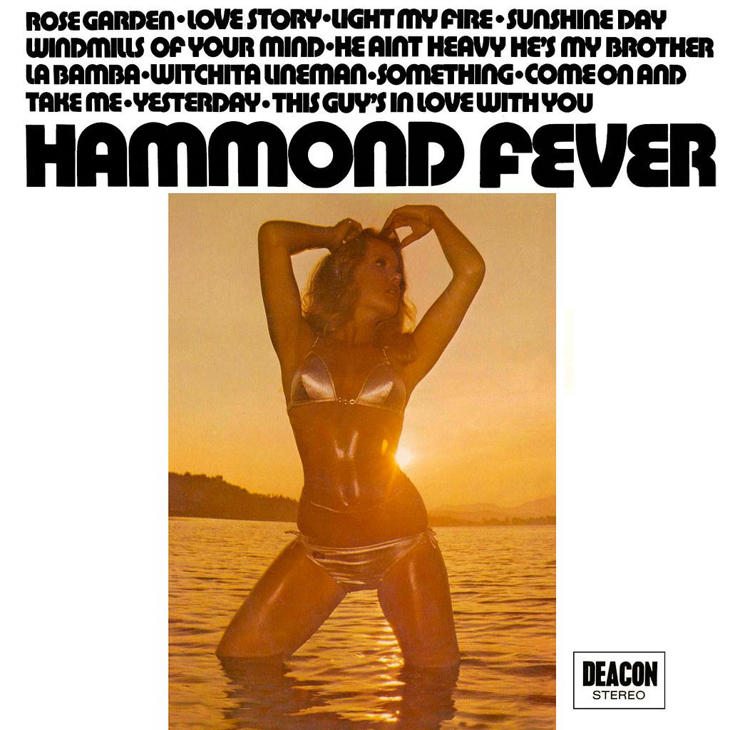 Unknown Artist – Hammond Fever
