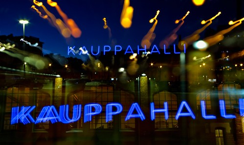 Lets go to Kauppahalli...