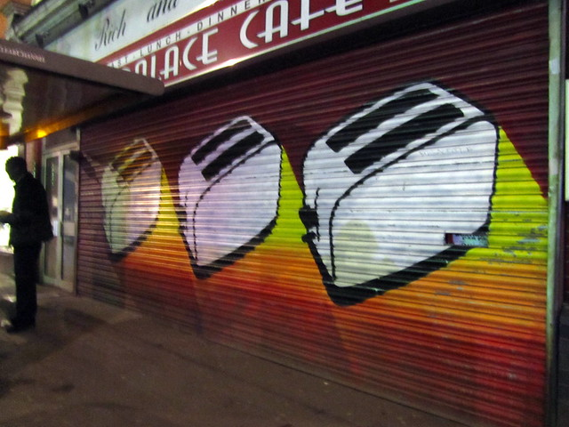 Toasters, Crouch End
