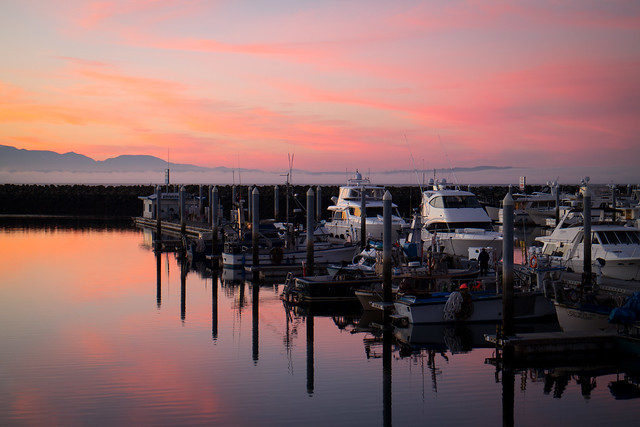 Shilshole Bay Sunset 2