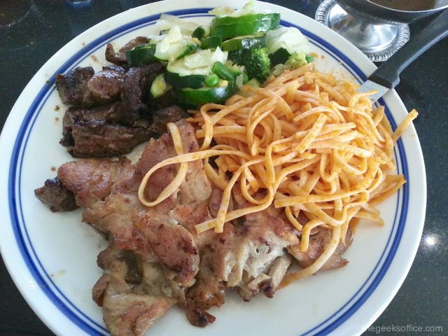 Steak, Pasta, and Chicken Lunch Special at Bacali