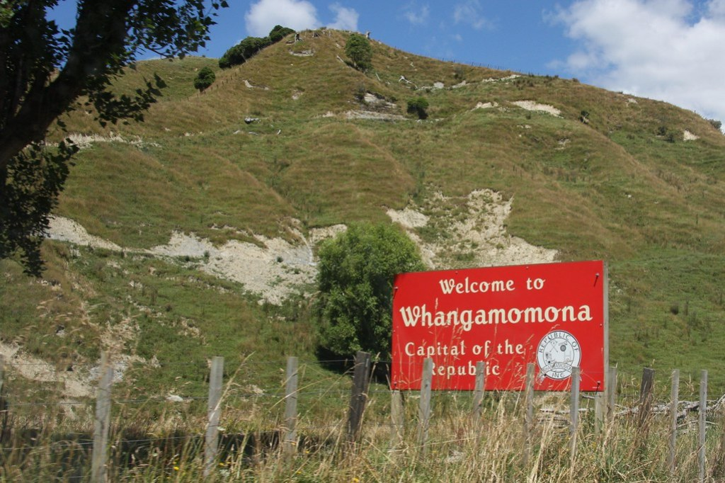 The Republic of Whangamomona