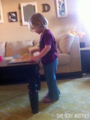Ella Bella's Heels