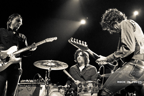 JON SPENCER BLUES EXPLOSION - 10