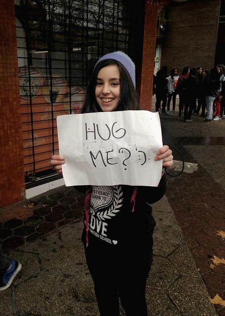 Hug/me? :)