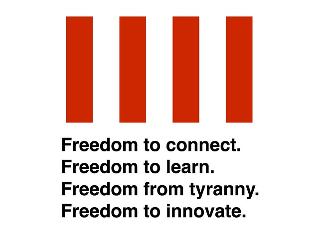 Four Freedoms of the 21st Century