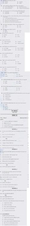 Gujarat Board Class X Question Papers (Gujarati Medium) 2012 - Social Studies