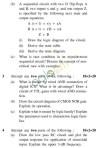 UPTU B.Tech Question Papers -BME-403-Logic Circuits