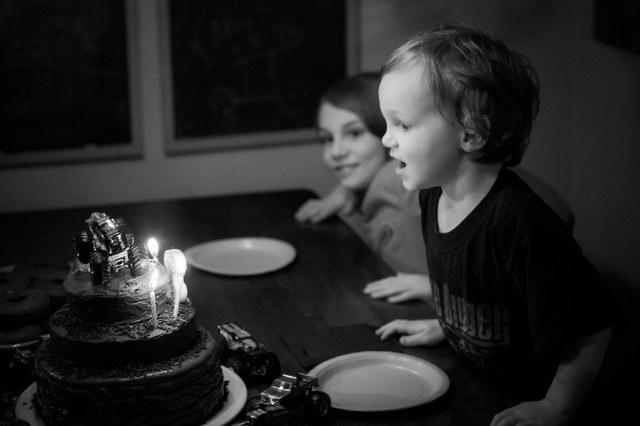Happy Birthday To Marcus!