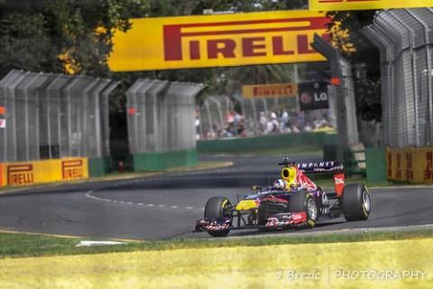 F1 Melburne 2013