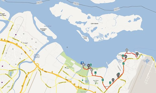 Otter Trail Recce - Cycling Activity 8.85 km | RunKeeper