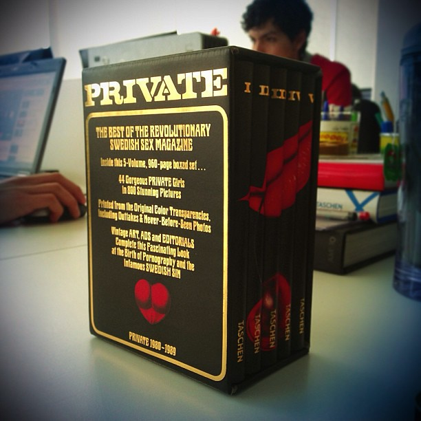 Private  The Best of the revolutionary swedish sex magazi