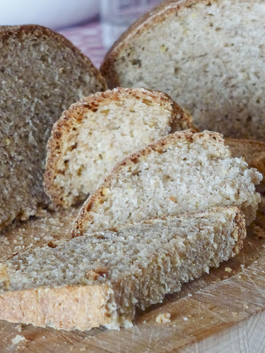 Chickpea bread - Pane di ceci
