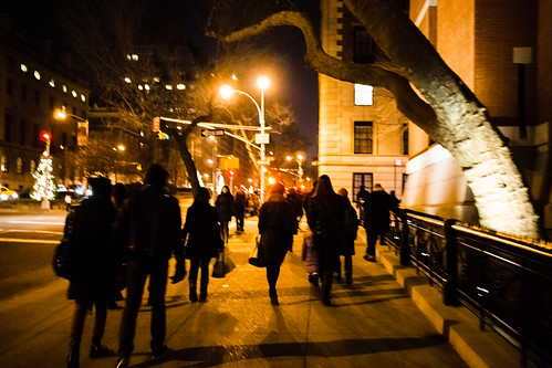 Outside the Armory on Park Ave. by Dan Nguyen @ New York City