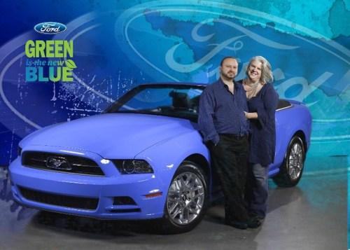 Lex & Ger at FordBlueTO