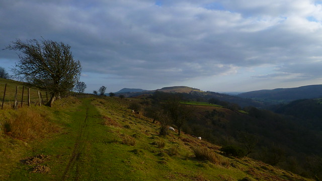 Twyn y Gaer Hill Fort