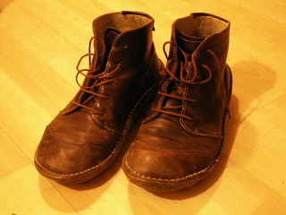 El Naturalista Scruffy boots