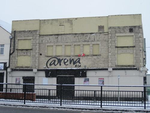 Pavilion Theatre (Arena) Middlesbrough
