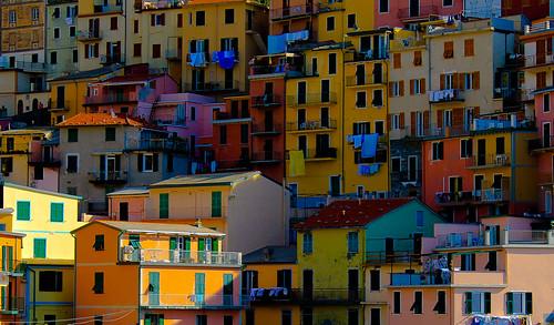 Cinque Terre by vishangshah
