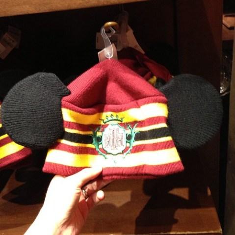 タワー・オブ・テラーのミッキー帽子。