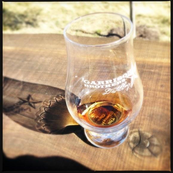 Garrison Brothers Bourbon Whiskey