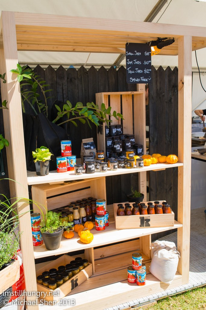 Taste of Sydney - Kitchen by Mike condiments