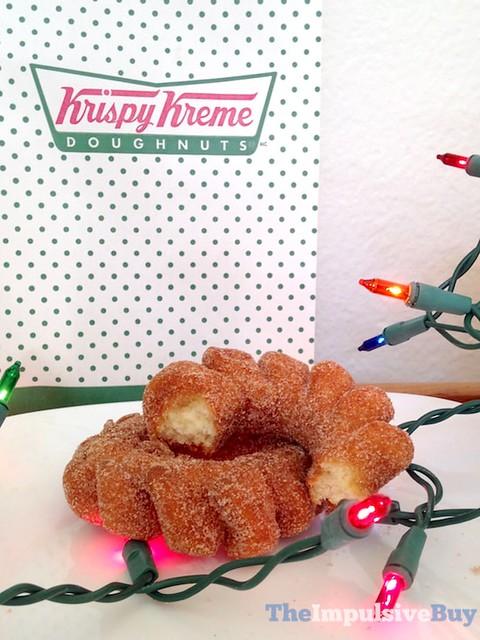 Krispy Kreme Churro Doughnut 3
