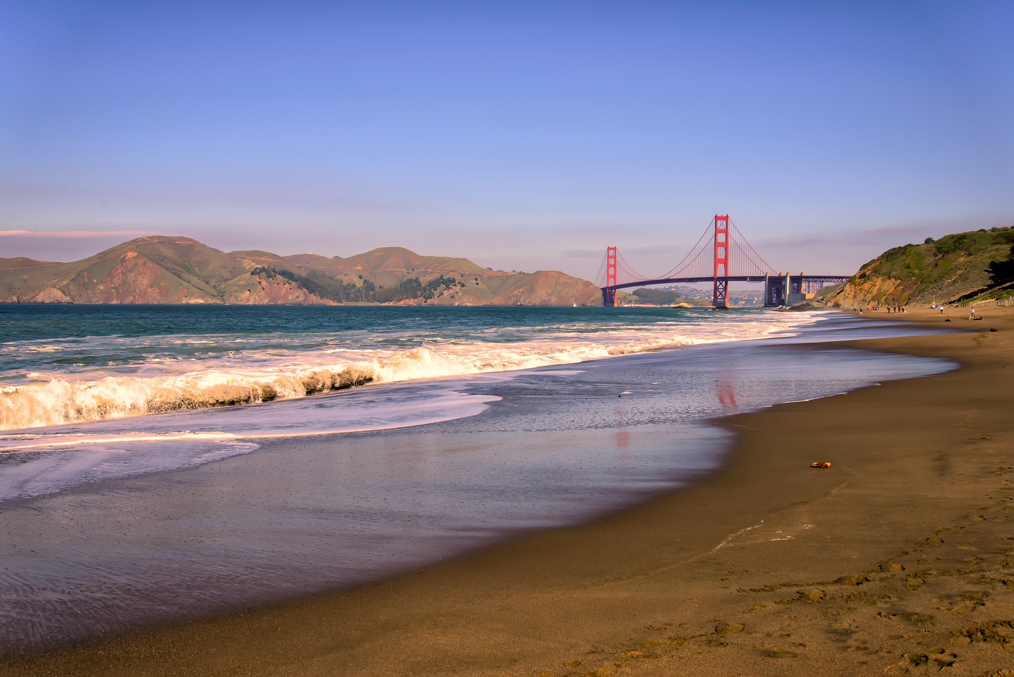 Washed Up - Baker Beach - 2013