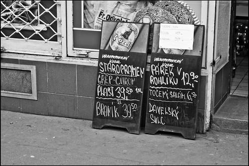 Prag / Angebot / on offer