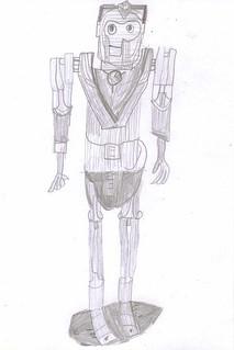 robot - r