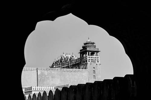 Hawa Mahal, Jaipur by Abhey Singh