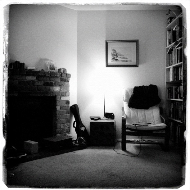 Trying out a new photo app. This is my living room. :) #altphoto