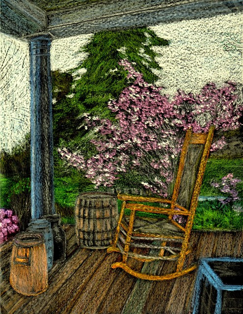 Grandma's Porch