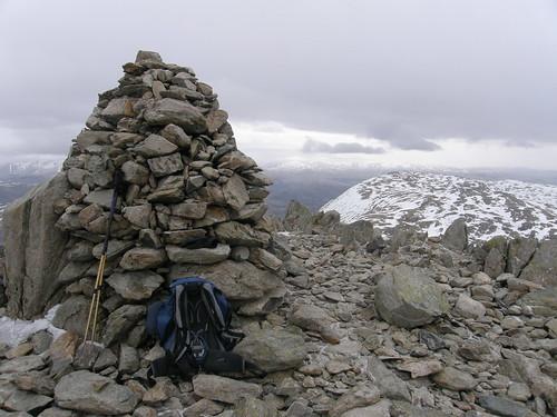 Swirl How Summit Cairn