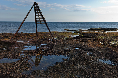 Beaumaris Beach by Phynyght Studio