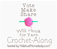 Habitual Homebody Crochet Along
