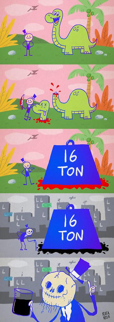Como fazer petróleo