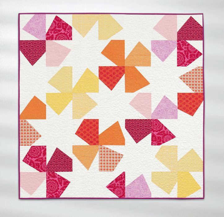 book quilt