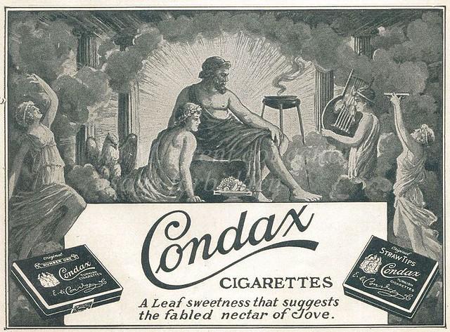 1923 advertisement.